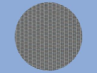 Micronic Mesh Disc