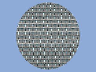 Sintered Mesh Disc