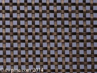 Flat Wire Decorative Wire Mesh