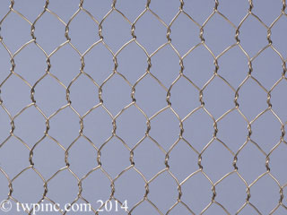 Hexagonal Decorative Wire Mesh