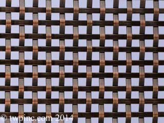Antique Bronze Wire Mesh