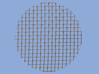 Galvanized Mesh Disc