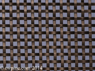 Flat Wire Decorative Wire Mesh Panels
