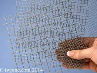 galvanized mesh assortments