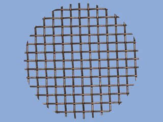 Plain Steel Mesh Disc