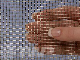 "Stainless Steel 304 Mesh #18 .018 Wire Cloth Screen 6/""x6/"""